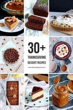 Finish your Thanksgiving feast with incredible fall dessert recipes. From the traditional pumpkin and pecan pies to some decadent cakes and other exciting cookies, there are so many options to create some happy food memories. #thanksgiving #gather #amazingdesserts #thaksgivingrecipes #getreadyforfamily Fall Dessert Recipes, Fall Desserts, Fall Recipes, Holiday Recipes, Vegan Recipes, Dinner Recipes, Thanksgiving Feast, Thanksgiving Recipes, Decadent Cakes