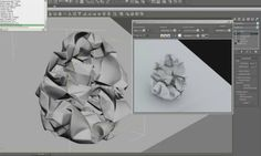 Create crumpled paper in 3ds Max | CG Tutorials library
