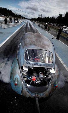 Detroit Old Volks. Vw Volkswagen, Volkswagen Bus, Vw Camper, Ferdinand Porsche, Hot Vw, Vw Engine, Rat Look, Drag Cars, Vw Beetles