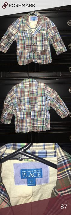 Children's Place boy's blazer Boy's blazer, never worn The Children's Place  Jackets & Coats Blazers