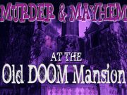 Teen Murder Mystery Game: Murder & Mayhem at the Old Doom Mansion (Ages 13+)- Instant Download