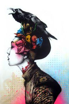 Urban Art by Fin DAC
