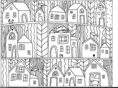 Neighbours 1 by Karla Gerard