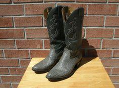 Vintage Cowboy // Hipster // Rocker // Biker // by kellyshippyhut, $68.00