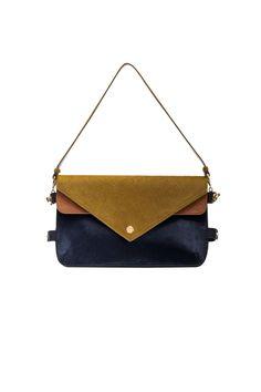 Vionnet Leather Bag