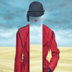 Desert Rose Art Print #art #surreal #painting #dope #hype