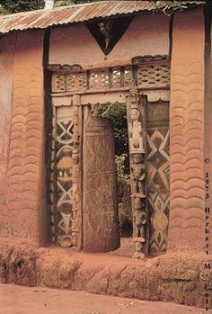Art And Architecture Of The Igbo People - Culture (3) - Nigeria