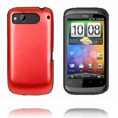Desire S Guard (Rød) HTC Desire S Deksel