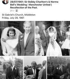 Saint Gabriel, Bobby Charlton, Manchester United, Saints, The Past, Movie Posters, Movies, Wedding, Valentines Day Weddings