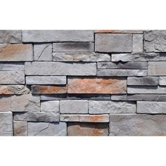 Shop M-Rock 48 Sq. Ft. Gray Dry Stack Flat at Lowes.com