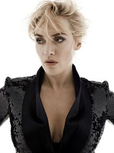 Kate Winslet: «I am sincerely grateful for my buttocks» For Vanity Fair Italia