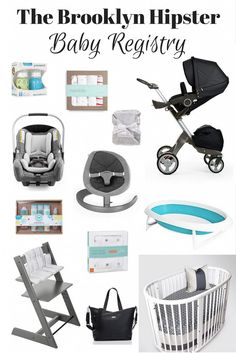 The Hipster Baby Registry