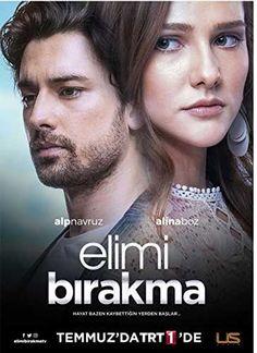 Alina Boz and Alp Navruz in Elimi birakma Series Movies, Film Movie, Movies And Tv Shows, Tv Series, Trivia, Opera Show, Alina Boz, Hayat And Murat, Dont Let Go