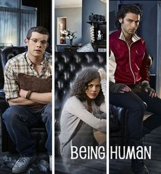Being Human (UK Version) One of my favorite TV series ever!
