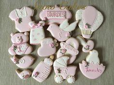 Para un bebé en rosa.