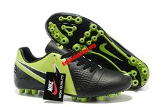 reputable site 17053 b608f Nike CTR360 2013 FG Soccer Cleats - Black Green  63.29 Green Shoes, Nike  Football Boots