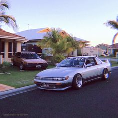 Nissan Silvia, Tuner Cars, Jdm Cars, Car Photos, Car Pictures, Honda S2000, Honda Civic, S13 Silvia, Jdm Wallpaper
