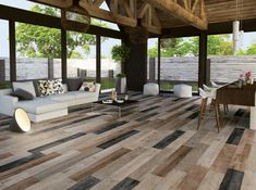 Introducing Corteccia. A new wood-effect porcelain tile from Italy. Woodworking Guide, Custom Woodworking, Woodworking Projects Plans, Teds Woodworking, Wood Effect Porcelain Tiles, Wood Look Tile, Furniture Plans, New Homes, Instagram