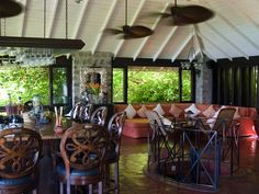 Firefly Hotel Mustique - Mustique Island - Perfect for your Caribbean vacation