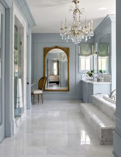 An Elegant Beach House by Barclay Butera - The Glam Pad Barclay Butera Newport Beach California home tour interior design classic timeless formal decor elegant crystal chandeliers antiques Luxury Homes Interior, Luxury Home Decor, Interior Exterior, Diy Home Decor, Luxury Home Furniture, Interior Paint, Elegant Home Decor, Elegant Homes, Design Studio