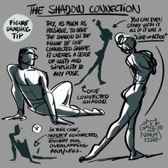 Tuesday Tips (New, 2016) - The Shadow Connection - Norm