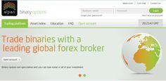 Alpari UK Launches Binary Options Trading.