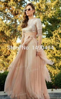Sparkly Modest Sequin A line Chiffon Bridesmaid Dresses Maid of Honor Dress with Long Sleeves-in Bridesmaid Dresses from Apparel & Accessories on Aliexpress.com | Alibaba Group