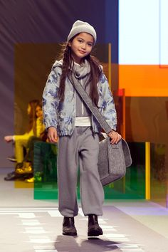 KidzFizz fashion show during Pitti Bimbo 84 featuring Sarah Jane FW17 collection. Photo: Ariana Currò for FKF #sarahjane #FKFPittiBimboTour #FW17 #fallwinter2017 #pittibimbo #pittibimbo84 #PB84 #children #kids #childrenwear #kidswear #girls