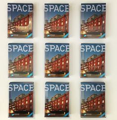 SPACE Magazine. Celebrating over 200 Issues for 2013