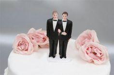 bolo gay de casamento LGBT