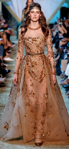 ELIE SAAB Couture Fall 2017