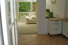 Studio Apartment in Winterhude.