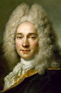 Pierre Cadeau de Mongazon, by Nicolas de Largillière, 1715-20