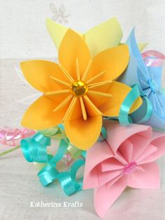 Origami spring is here!