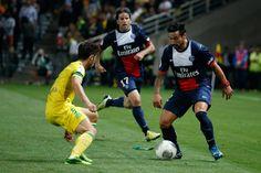 Championnat de France 2013-2014 - Football Club de Nantes / PSG