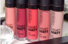 Velvet Matt Lip Cream 060   CATRICE COSMETICS