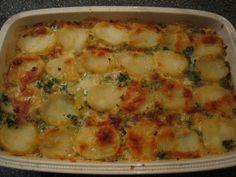 Gratin de pommes de terre à la normande - 8Buzz