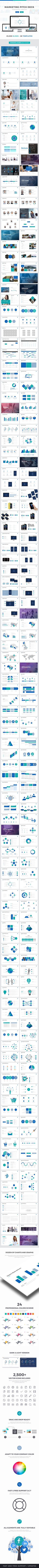 Marketing Pitch Deck Powerpoint Template. Download here: http://graphicriver.net/item/marketing-pitch-deck-powerpoint-template/16564260?ref=ksioks