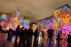 Il paraît que c'est Lyon la plus belle ville de France