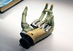 SUPERHUMAN - I-Limb Ultra Prosthetic Hand - Touch Bionics - Core77