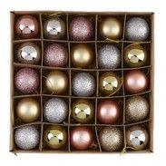 Jolly & Joy Metallics Baubles