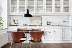 A 100 year old Southern Sweden house / give-away winner | my scandinavian home | Bloglovin'