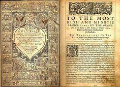 S.N.R.*: El boceto más antiguo de la Biblia King James - http://adventistnewsonline.com/s-n-r-el-boceto-mas-antiguo-de-la-biblia-king-james/ #Antiguo, #Biblia, #Boceto, #James, #King, #Más, #SNR #adventist #adventista #adventistnews