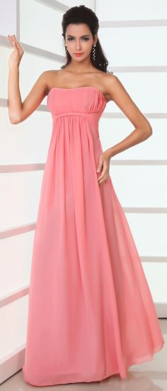 US$116.69-Beautiful Strapless Chiffon Long Bridesmaid Dress With Zipper-Back. https://www.doriswedding.com/floor-length-strapless-chiffon-dress-with-zipper-back-pGC_101449.html. Shop for long dresses, designer dresses, casual dresses, occasion dresses, backless dresses, elegant dresses, black tie dresses. We have great 2016 bridesmaid dress for sale. Available in Gold, Yellow, Pink, Lavender Burgundy, Peach…#DorisWedding.com #bridesmaiddress