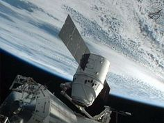 Spy satellite SpaceX launched might buzz the space station
