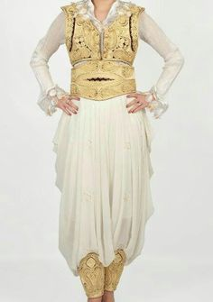 Balkan traditional clothes