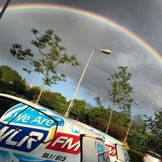 Check out this class shot taken by our very own @djrayc yesterday evening  #LifeAtWLR #rainbow #Waterford