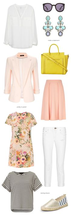 The Ultimate Spring Shopping List