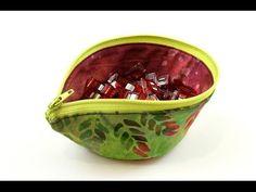 Easy Wonder Clip Bowl Tutorial - YouTube