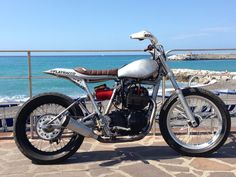 Flat track   HBM Bike Factory - Vignole Borbera (AL) Italy